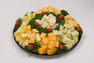 Adams Kent Island Catering Cheese Tray
