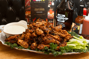 Adams Kent Island Catering Wings